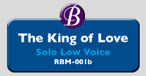 RBM-001b | The King of Love