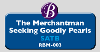 RBM-003 | The Merchantman Seeking Goodly Pearls