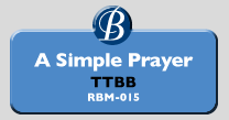 RBM-015 | A Simple Prayer
