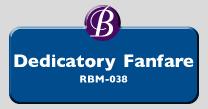 RBM-038 | Dedicatory Fanfare