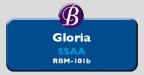 RBM-101b | Gloria SSAA