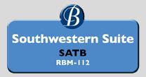 RBM-112 | Southwestern Suite