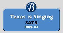 RBM-114 | Texas is Singing