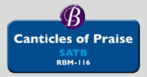 RBM-116 | Canticles of Praise
