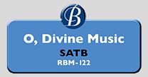 RBM-122 | O, Divine Music