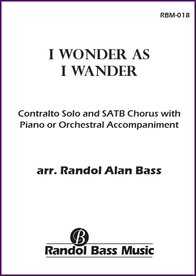 RBM-018 | I Wonder As I Wander