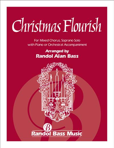 RBM-103 Christmas Flourish - SATB