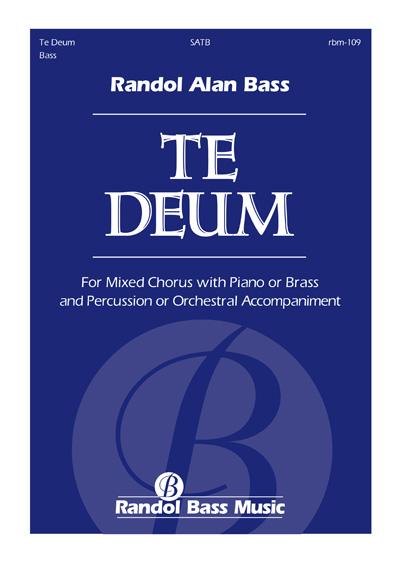 RBM-109 | Te Deum SATB