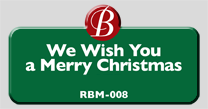 Randol Bass Music - RBM-008 - We Wish You A Merry Christmas, SATB