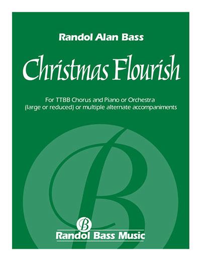 RBM-103a | Christmas Flourish TTBB