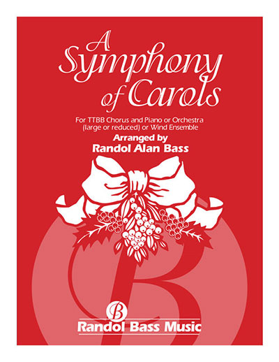 RBM-104a | A Symphony of Carols TTBB