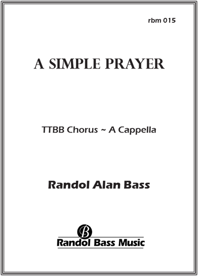 RBM-015 | A Simple Prayer