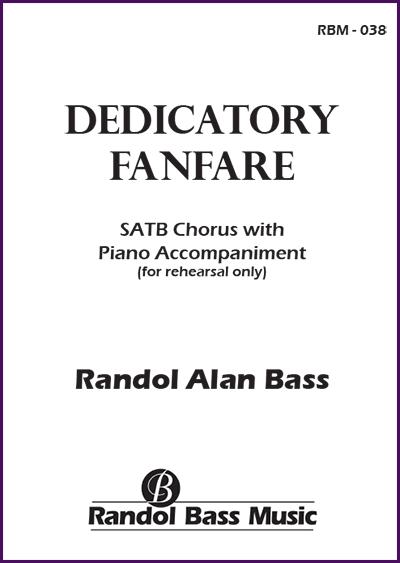 RBM-038   Dedicatory Fanfare