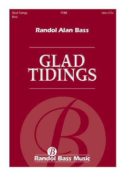 Glad Tidings - TTBB [RBM - 117a]