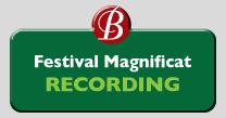 Festival Magnificat Recording